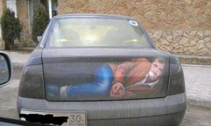 Silly Car Mods That Bring Instant Attention (28 photos) 5