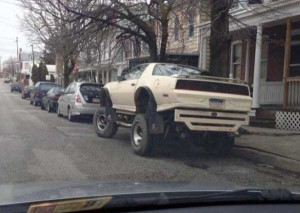 Silly Car Mods That Bring Instant Attention (28 photos) 9