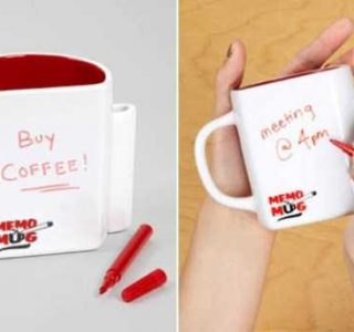 Cleverly Designed Coffee Mugs (27 photos)