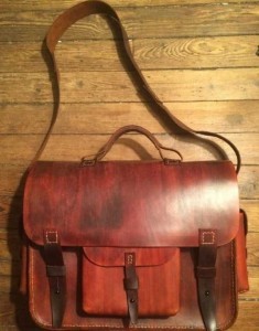 How to Make Your Own Leather Bag (12 photos) 11