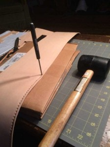 How to Make Your Own Leather Bag (12 photos) 2