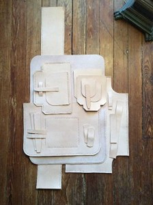 How to Make Your Own Leather Bag (12 photos) 3