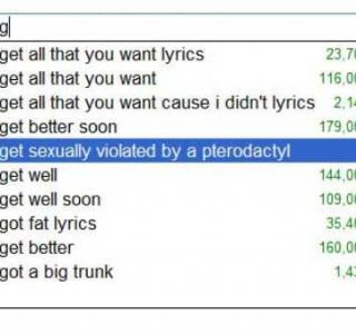 21 Hilariously Disturbing Google Search Suggestions (21 photos)
