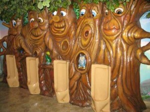 These Urinals are Super Amusing and Creative (45 photos) 42