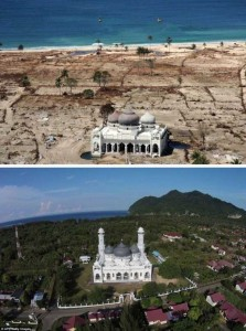 10 Years After the Devastating Tsunami in Indonesia (13 photos) 1