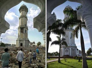 10 Years After the Devastating Tsunami in Indonesia (13 photos) 13