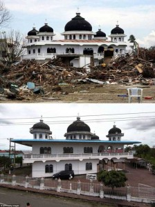 10 Years After the Devastating Tsunami in Indonesia (13 photos) 2