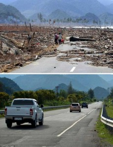 10 Years After the Devastating Tsunami in Indonesia (13 photos) 4