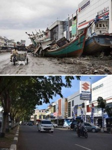 10 Years After the Devastating Tsunami in Indonesia (13 photos) 5