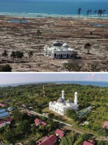 10 Years After the Devastating Tsunami in Indonesia (13 photos) 6