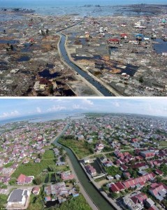 10 Years After the Devastating Tsunami in Indonesia (13 photos) 7