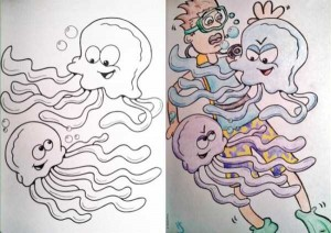 Innocent Coloring Books Ruined by Dirty Minded Persons (33 photos) 10