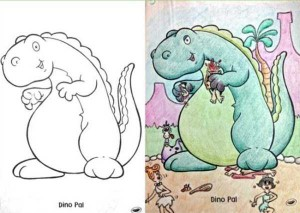Innocent Coloring Books Ruined by Dirty Minded Persons (33 photos) 17