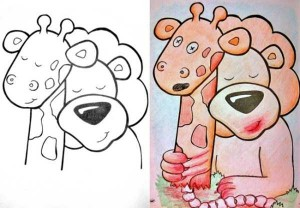 Innocent Coloring Books Ruined by Dirty Minded Persons (33 photos) 23