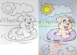 Innocent Coloring Books Ruined by Dirty Minded Persons (33 photos) 24