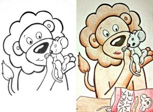 Innocent Coloring Books Ruined by Dirty Minded Persons (33 photos) 25