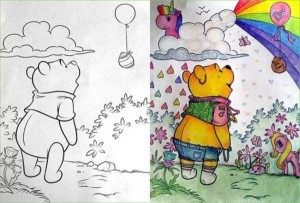 Innocent Coloring Books Ruined by Dirty Minded Persons (33 photos) 3