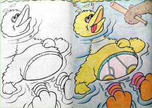 Innocent Coloring Books Ruined by Dirty Minded Persons (33 photos) 31