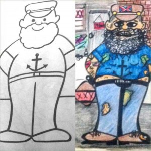 Innocent Coloring Books Ruined by Dirty Minded Persons (33 photos) 4