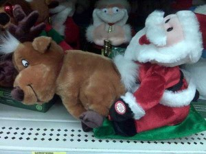 Hilariously Inappropriate Christmas Themed Items (27 photos) 26