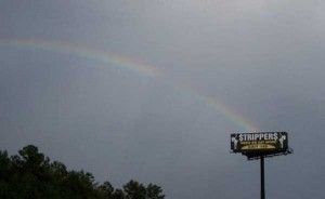 Unexpected Things Spotted at the End of a Rainbow (31 photos) 17