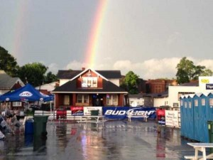 Unexpected Things Spotted at the End of a Rainbow (31 photos) 2