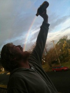 Unexpected Things Spotted at the End of a Rainbow (31 photos) 22