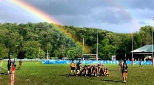Unexpected Things Spotted at the End of a Rainbow (31 photos) 7