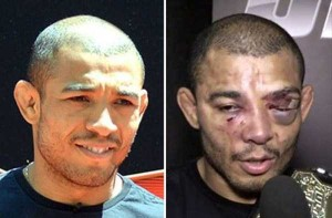 Totally Disfigured Faces of UFC Fighters (15 photos) 2