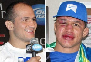 Totally Disfigured Faces of UFC Fighters (15 photos) 4