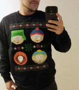 Ridiculously Ugly Christmas-Themed Sweaters (40 photos) 28