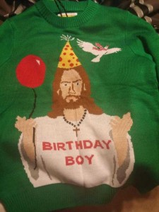 Ridiculously Ugly Christmas-Themed Sweaters (40 photos) 30