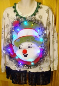 Ridiculously Ugly Christmas-Themed Sweaters (40 photos) 38