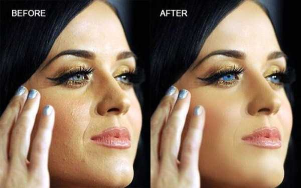 Ladies Before and After Photoshop (19 photos) 19