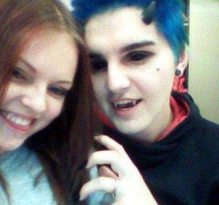 A Student Turned Himself Into a Freak (17 photos)