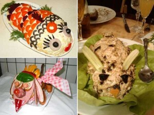 Disturbing Russian Food Art (15 photos) 12