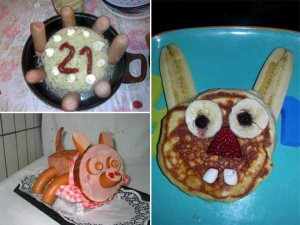 Disturbing Russian Food Art (15 photos) 14