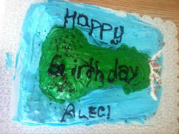 40 Poorly Made Cakes 40 Photos Klyker Com