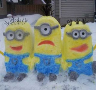 Snow Sculptures That Are Simply Awesome (31 photos)