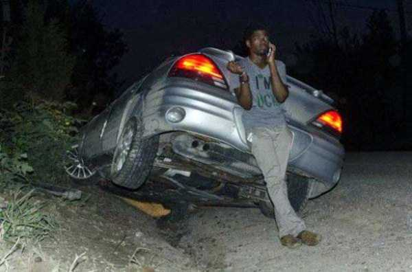 Drivers Who Seriously Failed (34 photos) 16