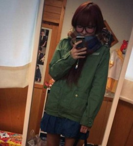 Japanese Girl Reveals Her Real Face (12 photos) 5