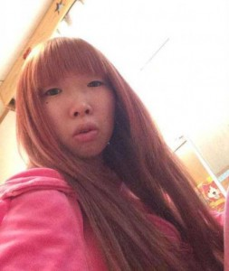 Japanese Girl Reveals Her Real Face (12 photos) 9