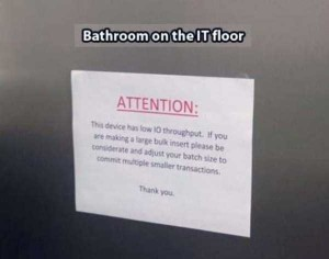 Seriously Funny Bathroom Notes and Signs (76 photos) 52
