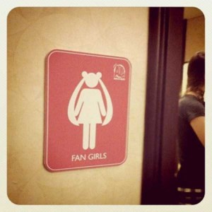 Seriously Funny Bathroom Notes and Signs (76 photos) 65