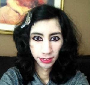 Awful Makeup Disasters (21 photos) 10