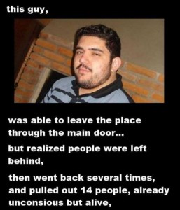 This Guy is a True Hero (5 photos) 3