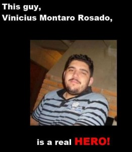 This Guy is a True Hero (5 photos) 5