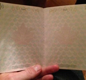 New Canadian Passport is Awesome (18 photos) 1