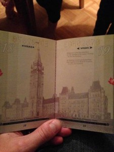 New Canadian Passport is Awesome (18 photos) 3