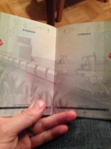 New Canadian Passport is Awesome (18 photos) 5